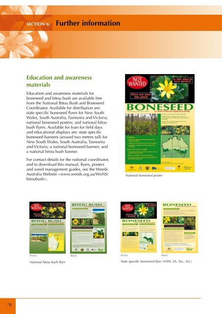 Section Six - Weeds Australia