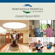 Annual Report 2011 - Northfield Hospital