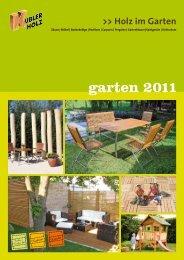 garten 2011 - Kuebler-Holz