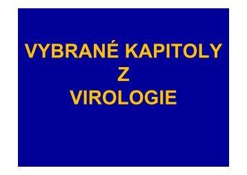 Úvod do virologie - LF