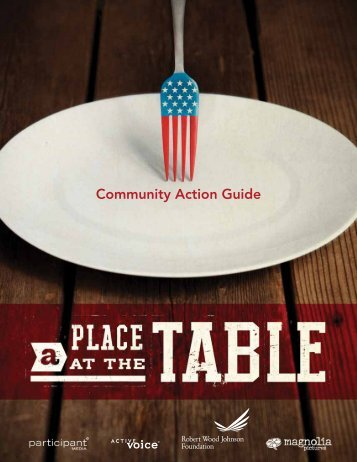 Community Action Guide - TakePart