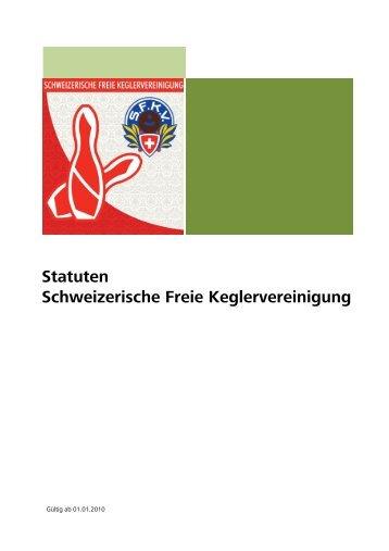 SFKV Statuten - Unterverband Stadt Luzern