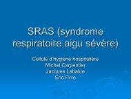 sras syndrome respiratoire aigu svre