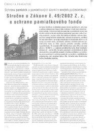 Obnova pamiatok /pdf