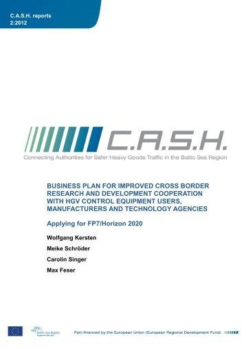 Research Development Business Plan