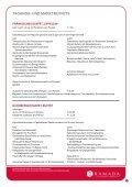 MENUES FÜR DEN MITTAGS- UND ... - Ramada Nürnberg Parkhotel - Seite 7