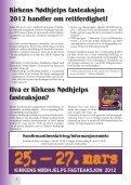 Menighetsbladet 01/12 - Den norske kirke i Drammen - Page 4