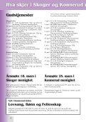 Menighetsbladet 01/12 - Den norske kirke i Drammen - Page 6