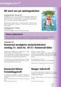 Menighetsbladet 01/12 - Den norske kirke i Drammen - Page 7