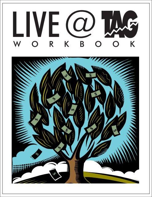 Live @ Tag Work Book - Dimensionetrading.com