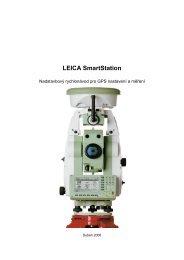 LEICA SmartStation - Gefos