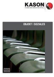 KASON Prospekt Objekt|Soziales 2011 (PDF, ca. ,2