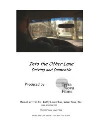 Into the Other Lane - Kinetic Video