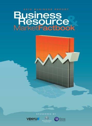 MarketFactbook - Baton Rouge Business Report