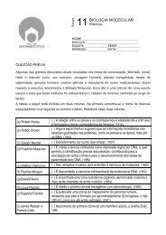 11- biologia molecular - CDCC