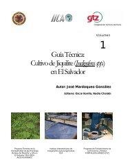 Guía Técnica: Cultivo de Jiquilite (Indigofera spp.) en El Salvador