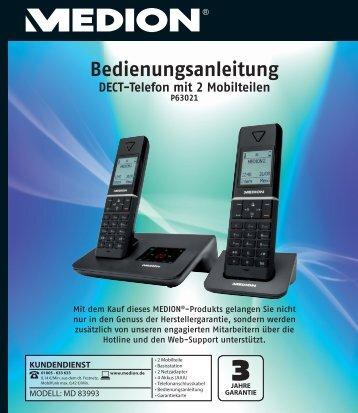 Mobilteil - Medion