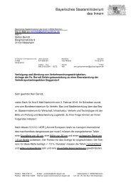 das Schreiben des Bayrischen Staatsministerium als PDF-Datei...
