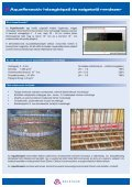 Aquaflexactiv FBK bokafalmagasító kosár - Bau-Haus Kft. - Page 2