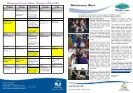 2013-03-05 Newsletter No 5 - Department of Education Schools ...