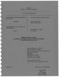 Click here for amicus brief filed April 8, 2013 - Benesch