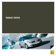 RENAULT ESPACE - Autohaus Wenig Pocking