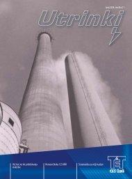 Več kot sto let pridobivanja elektrike Remont bloka 125 MW ...