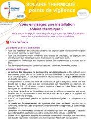 points de vigilance - Espace INFO->ÉNERGIE du Rhône