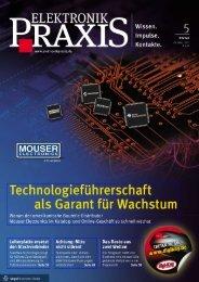 Elektronik Praxis Ausgabe 05/2011 Biograph mMR - Instituts für ...