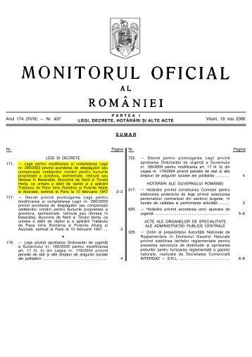 legi ™i decrete - Dosare ANRP