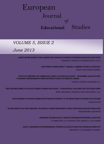 Volume 5 Issue 2 - Ozean Publications