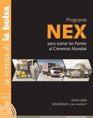 Mayo 04 - Bolsa de Comercio de Mendoza
