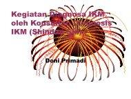Shindan Shi - Kadin Indonesia