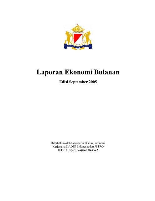 Perkembangan Ekonomi Makro - Kadin Indonesia