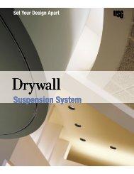Suspension System - Kenroc Building Materials