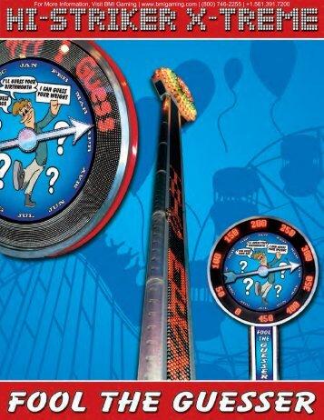 hi-striker-carnival - BMI Gaming