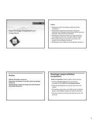 Pasar Persaingan Sempurna(Perfect Competition) - Blog Staff UI