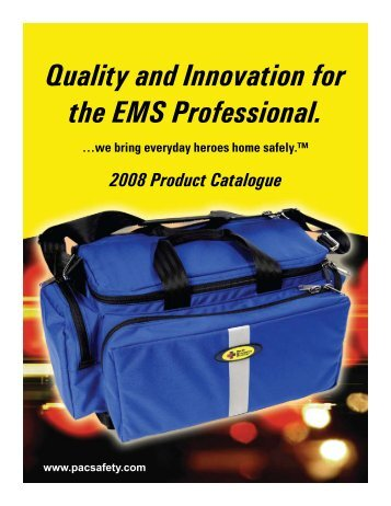 Product Catalog - Southeastern Emergency Equipment