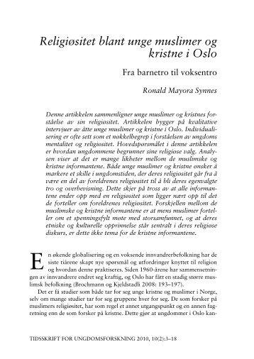 Last ned pdf (Synnes) (TFU 2/10) - Nova