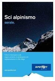 Sci alpinismo - Fiera Bolzano