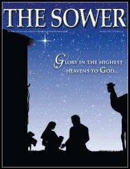 Glory in the highest heavens to God... - Spirit & Truth Fellowship ...