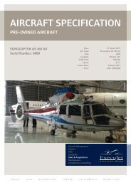AircrAft SpEcificAtioN - Business Air Today