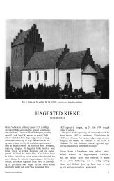 HAGESTED KIRKE - Danmarks Kirker - Nationalmuseet