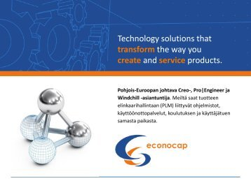Technology solutions that transform the way you create and service ...
