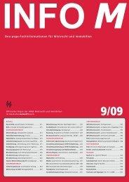 Front 9-09.indd - Arbeitsgemeinschaft Mietrecht und Immobilien