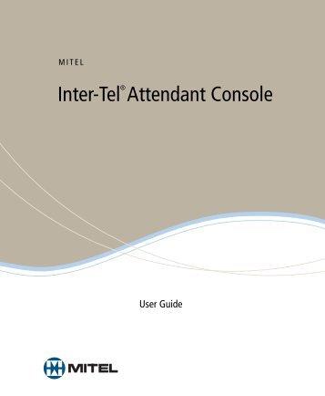 Intertel / mitel telcomtec.
