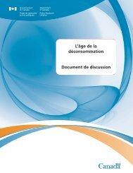 Version PDF (231 KB, 14 pages) - Horizons de politiques