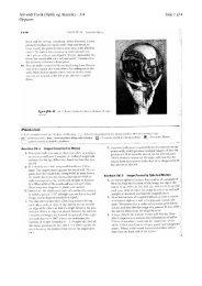 Anvendt Fysik (Optik og Akustik) – 3/4 Side 1 af 4 Opgaver