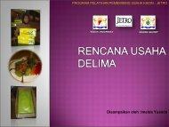 RENCANA USAHA - Kadin Indonesia