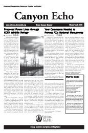 page 2 revisedmarch april 04 - Arizona Sierra Club